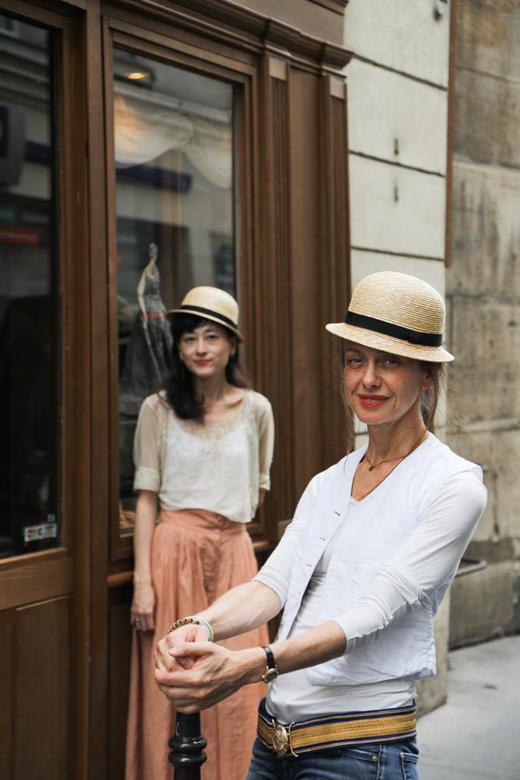Portrait Fondatrices Brigitte Tanaka Paris Saint-Roch