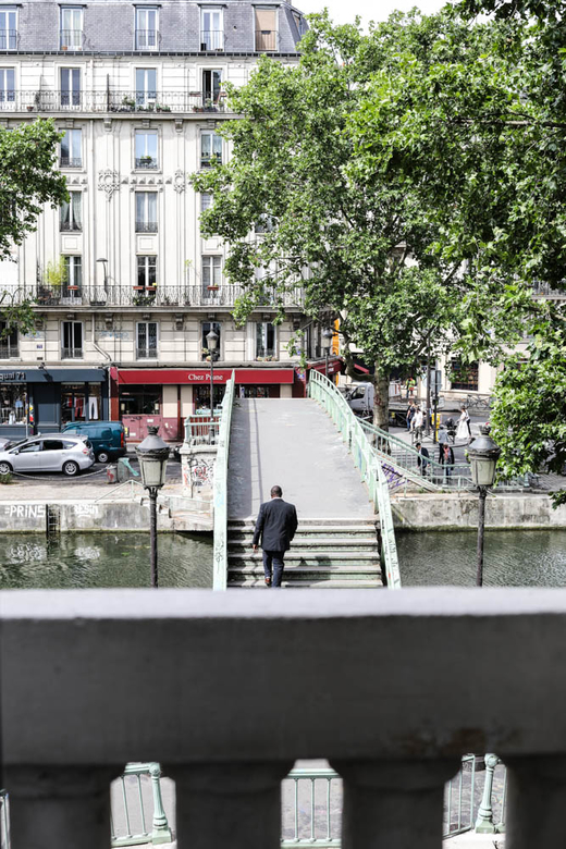 Vue appartement Émilie Luc Duc Paris