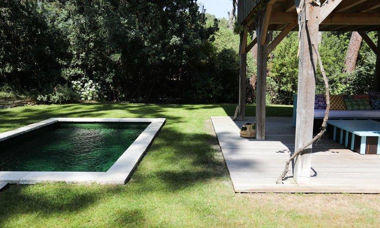 Jardin Cap Ferret Louisa Rowland