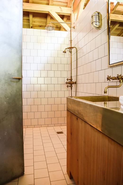 Salle de bain Cap Ferret Louisa Rowland