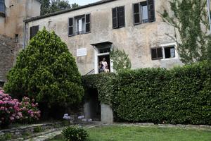 Jardin – Couvent de Pozzo