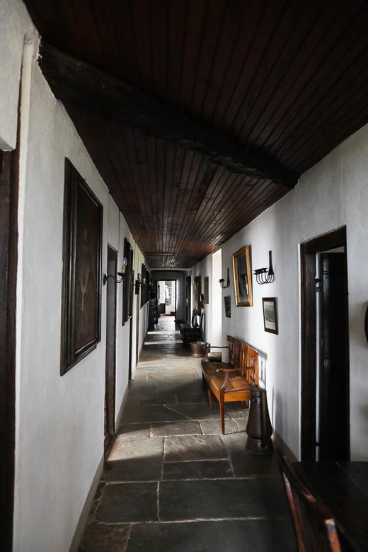 Couloir Couvent de Pozzo Brando
