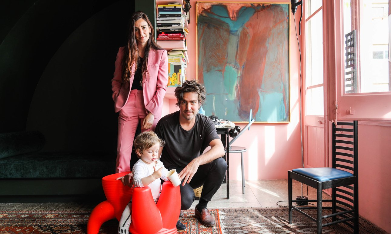 guillermo santom and raquel quevedo jan 1 year old the. Black Bedroom Furniture Sets. Home Design Ideas