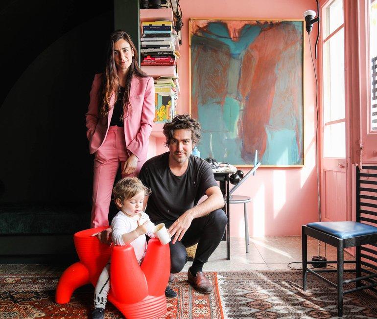 Guillermo Santomá et Raquel Quevedo, <br> Jan 1 an