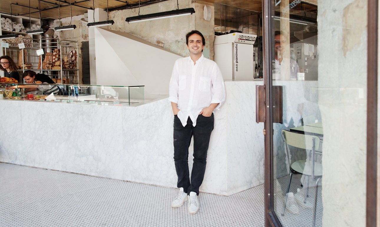 Liberté, the New Patisserie-Bakery