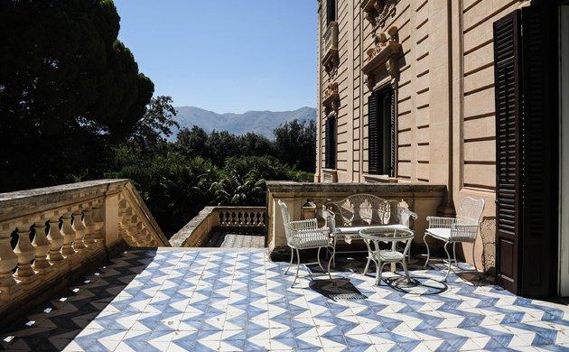La Villa Tasca, voyage à travers le temps