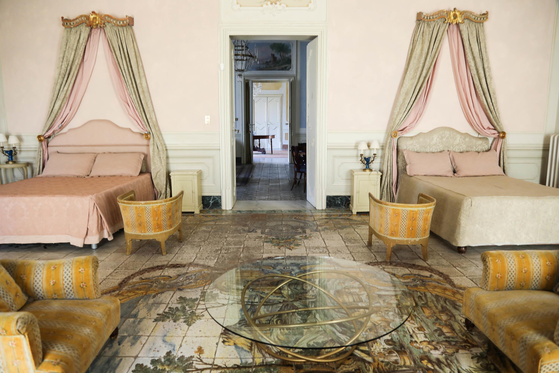 Chambre – Villa Tasca