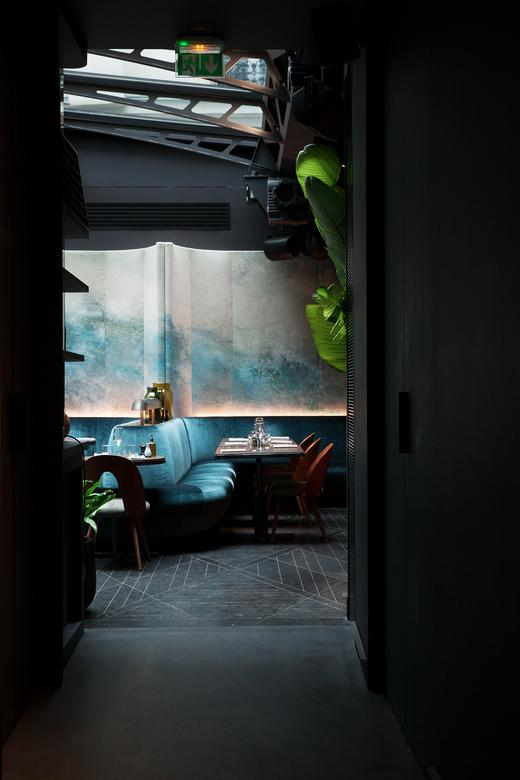 Salle restaurant bar Hôtel National des Arts et Métiers Paris