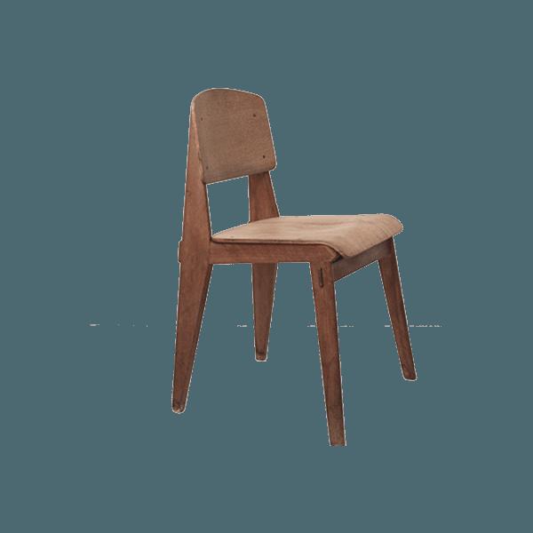 Standard Chair By Jean Prouvé