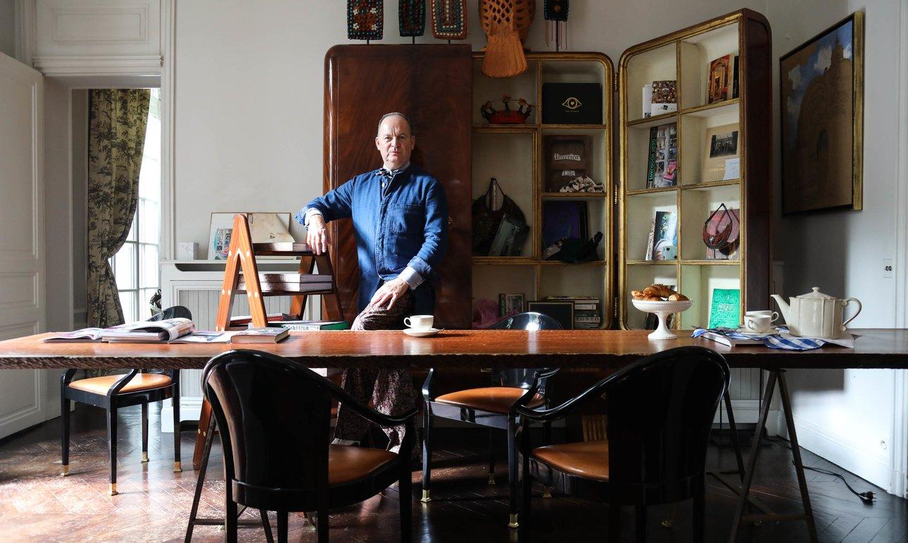 Gert Voorjans, for the Art of Interior Design