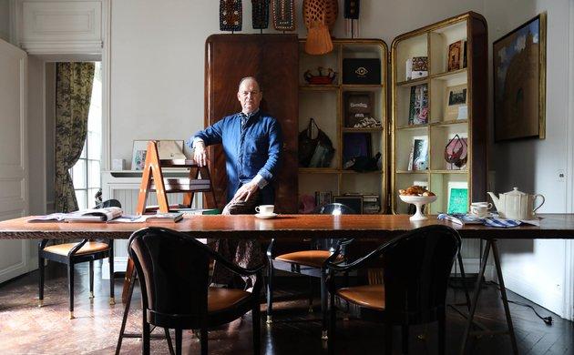 Gert Voorjans, pour l'art de la décoration