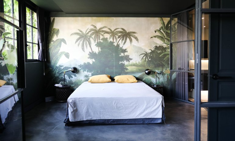 Chambre Appartement Designer Pierre Gonalons