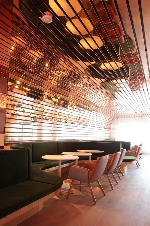 Bar Belair Maison de la Radio Paris