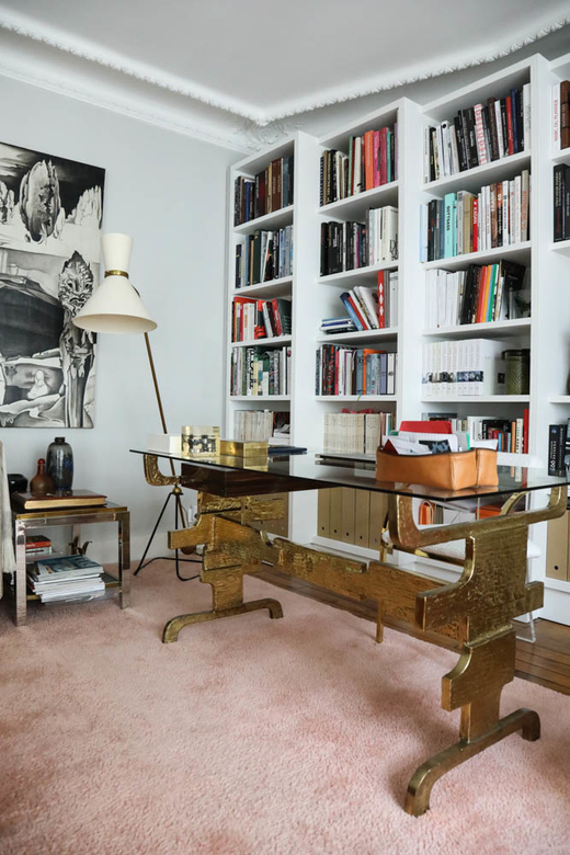 Bureau Appartement Bertrand Waldbillig Paris