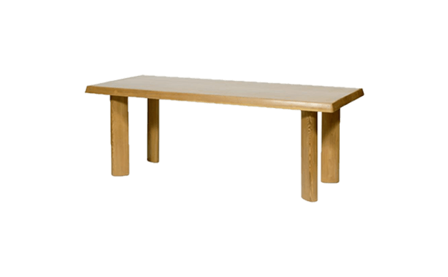 Table en pin massif