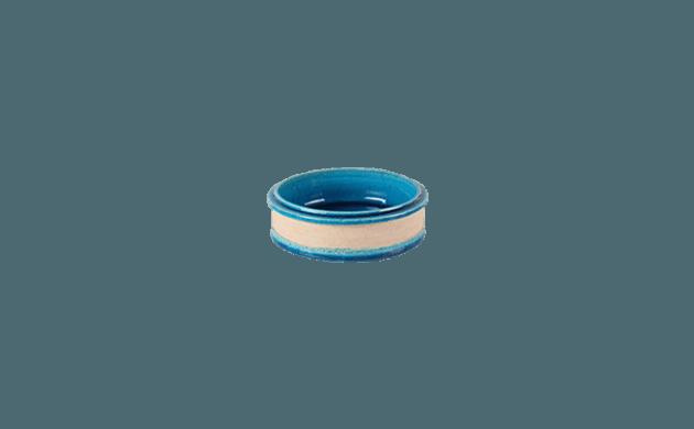 Coupe en céramique émaillée
