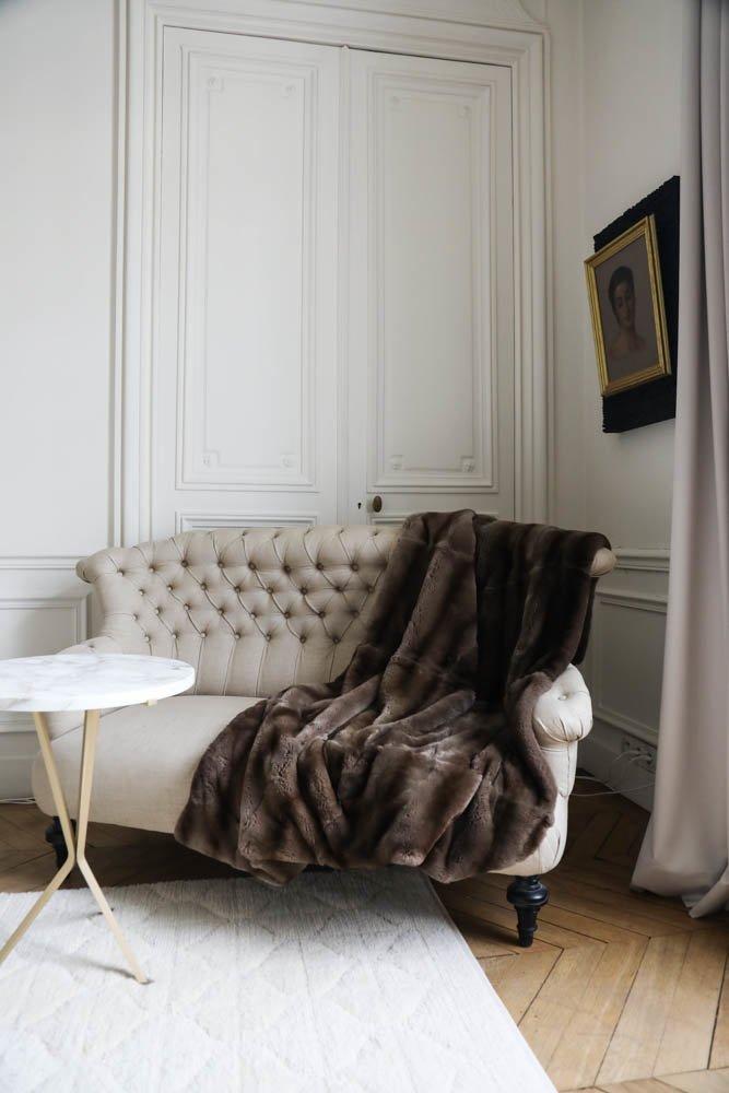 Canapé chambre Dorothée Boissier Appartement Gilles & Boissier