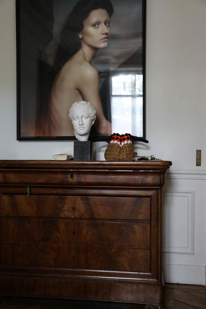 Commode bois Dorothée Boissier Appartement Gilles & Boissier