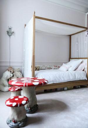 Chambre d'enfant – Dorothee Boissier