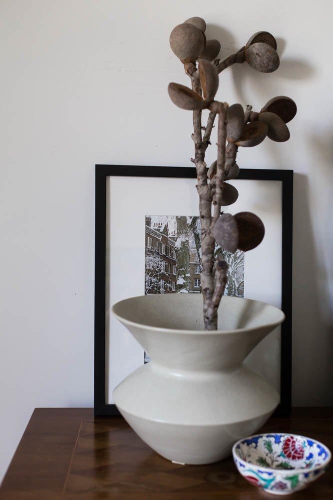 Composition florale Gillian Khaw Appartement Sydney I Own Australia's Best Home Handelsmann + Khaw