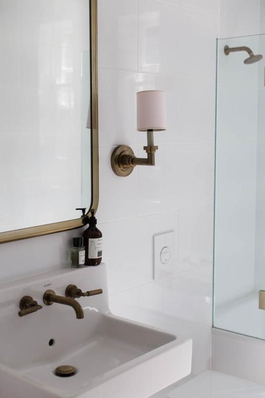 Salle de bains Gillian Khaw Appartement Sydney I Own Australia's Best Home Handelsmann + Khaw