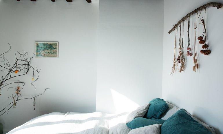 Chambre Atelier Jeanne Paris Maison de campagne