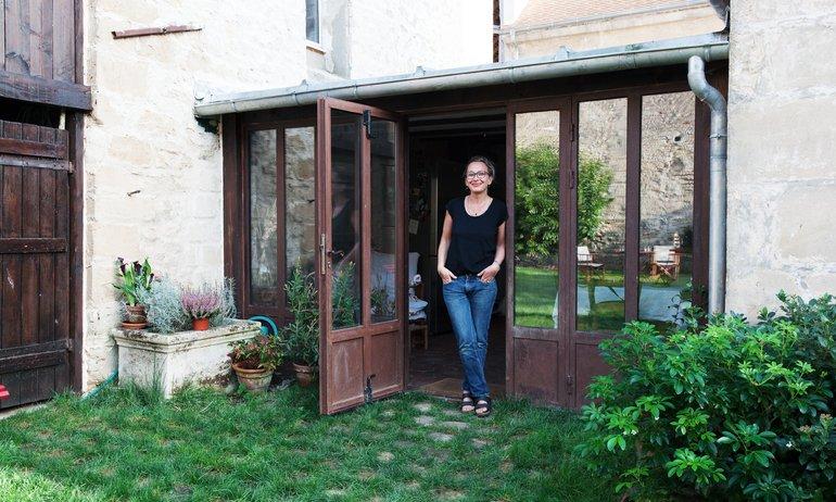Jeanne Paris, renouveler le <br> goût des fleurs