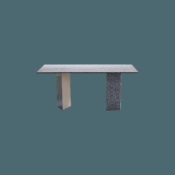 Decoration Table Knoll Noire