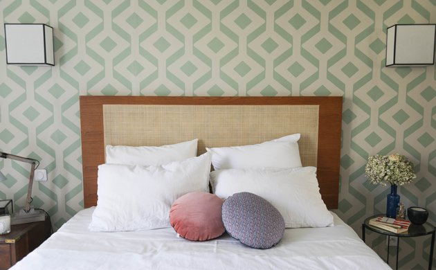 Bedroom: Don't Forget your <br> Headboard