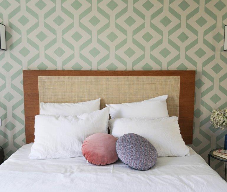 Chambre : soigner sa tête de lit