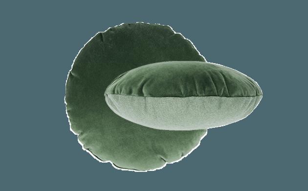 Dolci Green Cushion