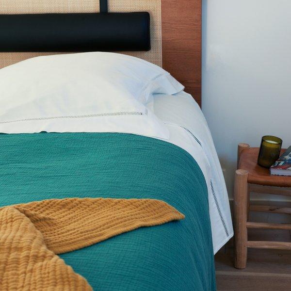 housse de couette como verte the socialite family. Black Bedroom Furniture Sets. Home Design Ideas
