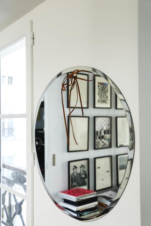 Miroir Salon Isabelle Stanislas Fondatrice So-An
