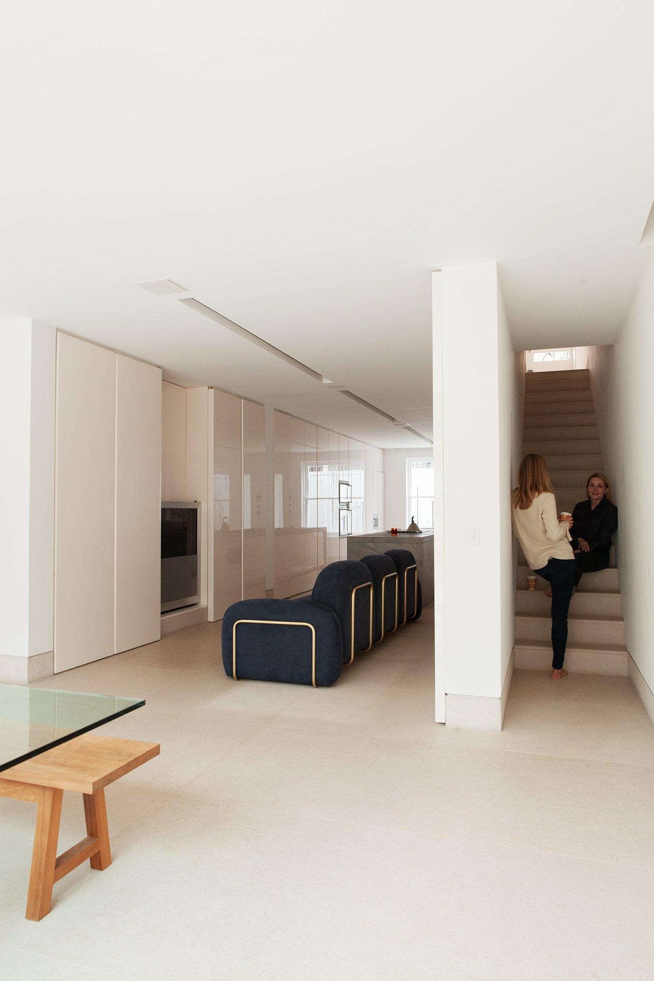 Salon Canapé Salle à manger Maison Londres The Invisible Collection