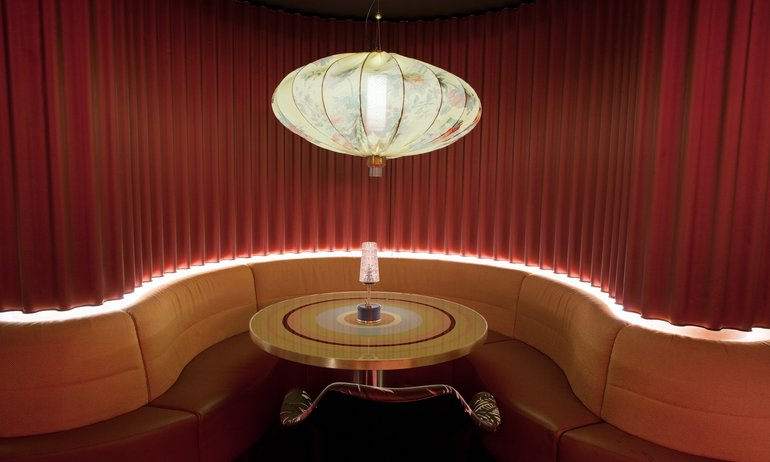 Salle Leo's The Art's Club Dimore Studio