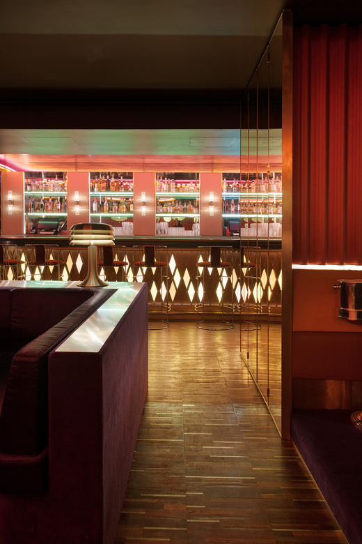 Leo's, the Superclub by <br> Dimore Studio
