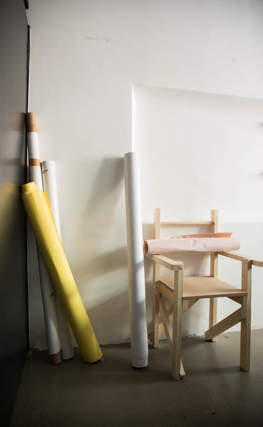 Atelier M/B Studio de création Marine de Bouchony et Camille de Laurens