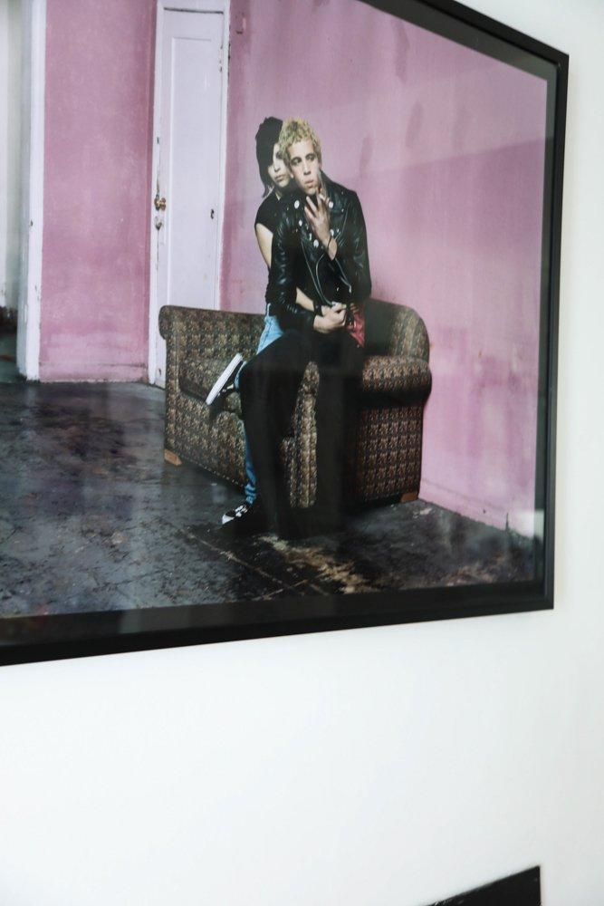 Art Anna Laub et Pierre Bost Appartement Londres