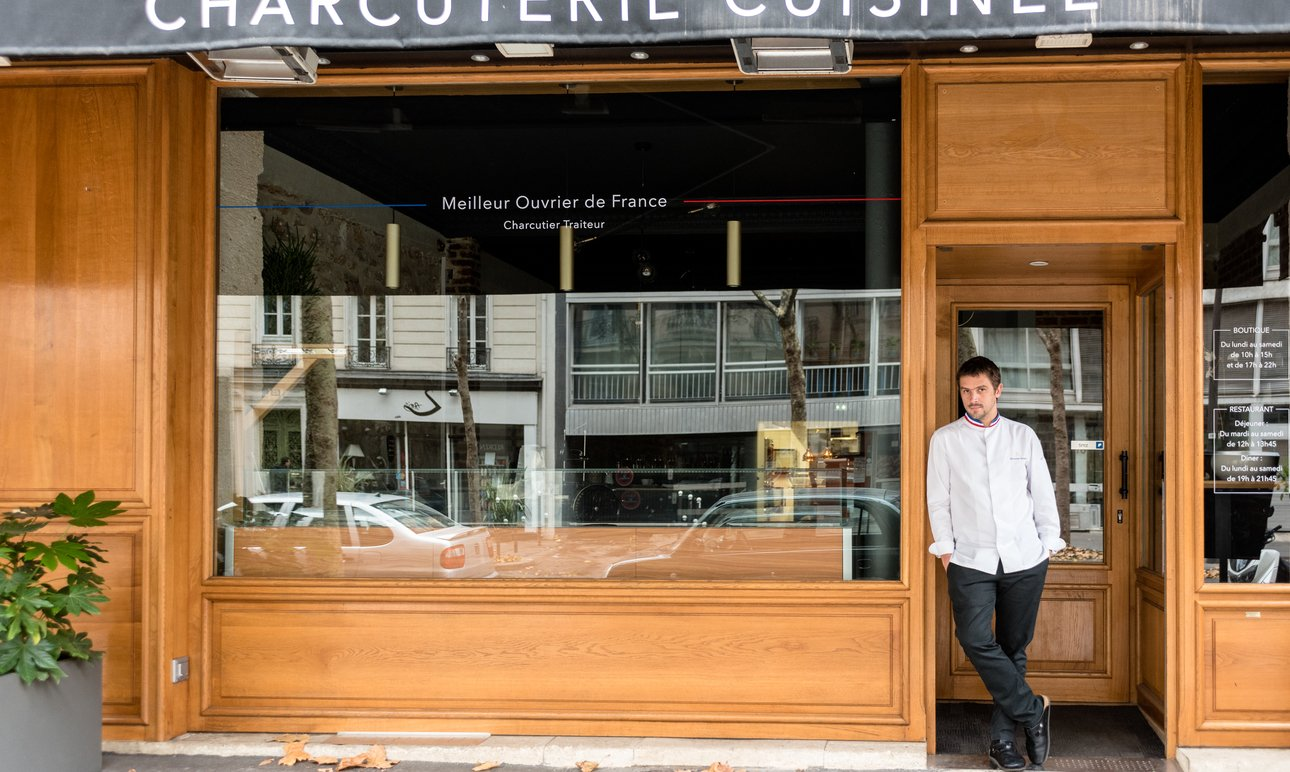 Arnaud Nicolas, Charcuterie in Question