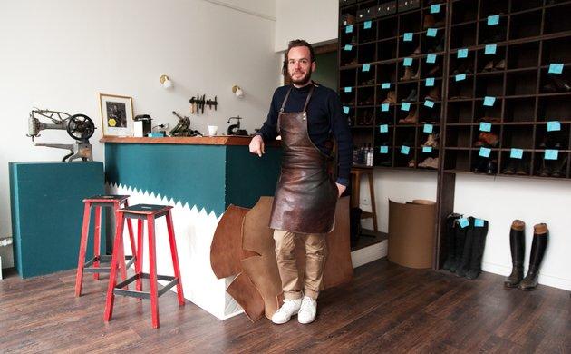 Atelier Desbois, a Modern <br> Cobbler&#8217;s Shop