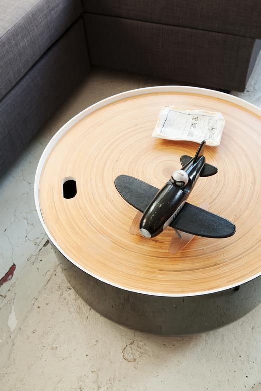 Table basse Victoria Magniant Créatrice Galerie Miniature avion