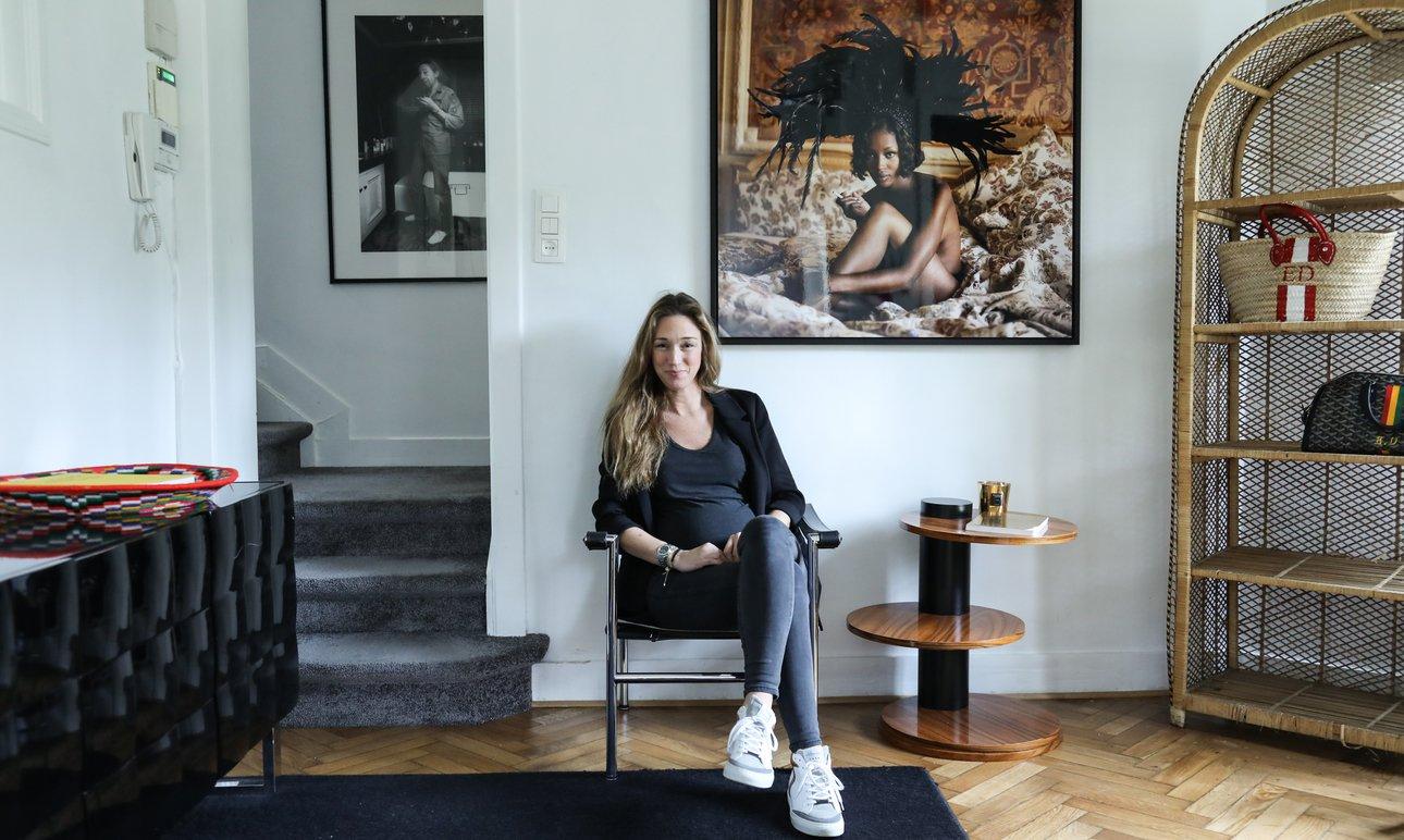 Émilie Duchêne, la personnalisation <br> comme totem
