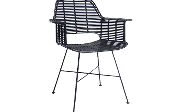 Alberto Rattan Chair