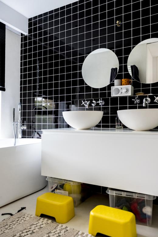 Salle de bain Maison Cristina Balducci Belgique