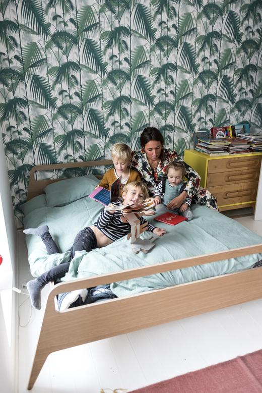 Chambre d'enfant Maison Photo de famille Cristina Balducci Belgique