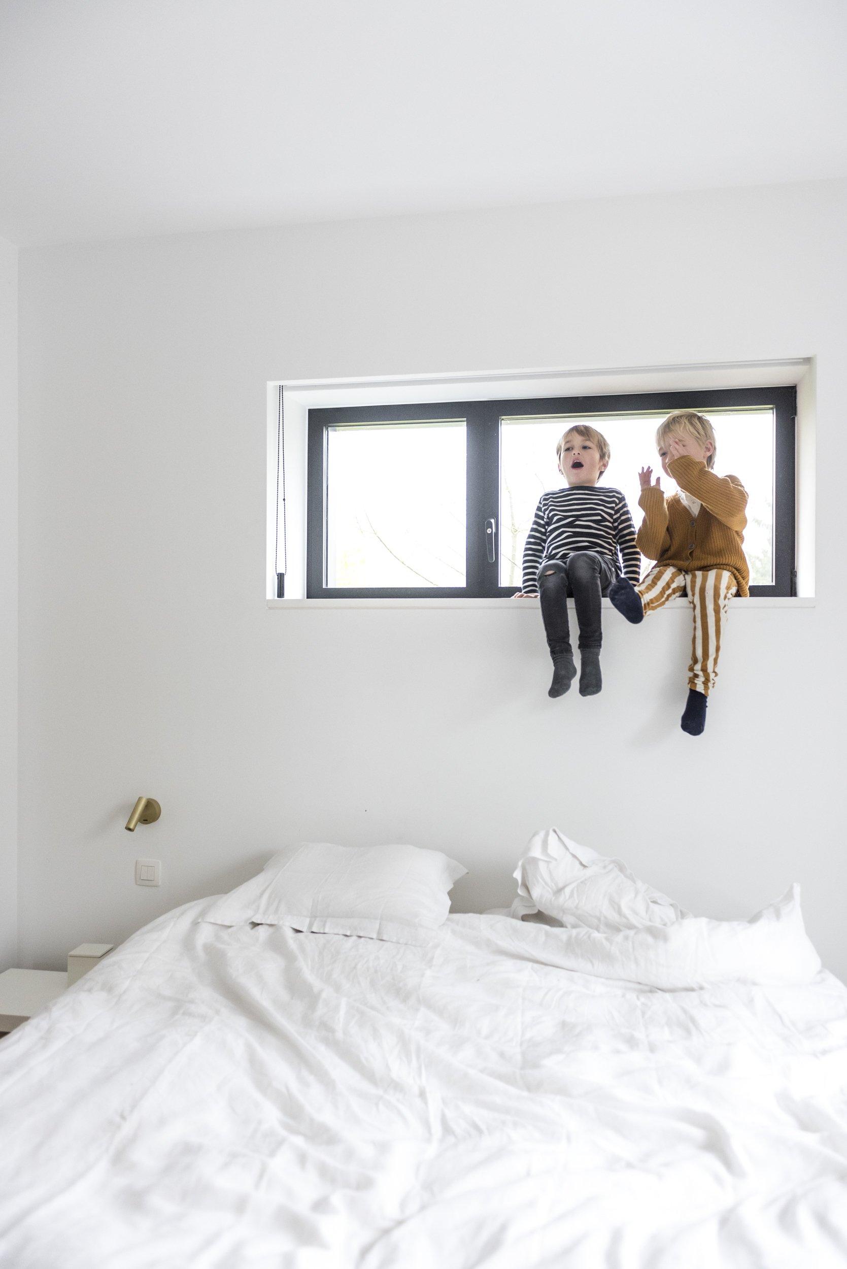 Chambre à coucher Parentale Maison Cristina Balducci Belgique