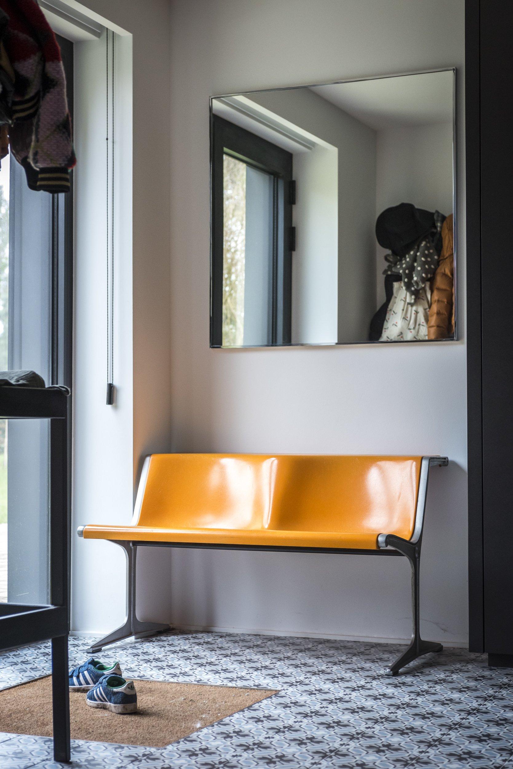 Hall Entrée Maison Cristina Balducci Belgique