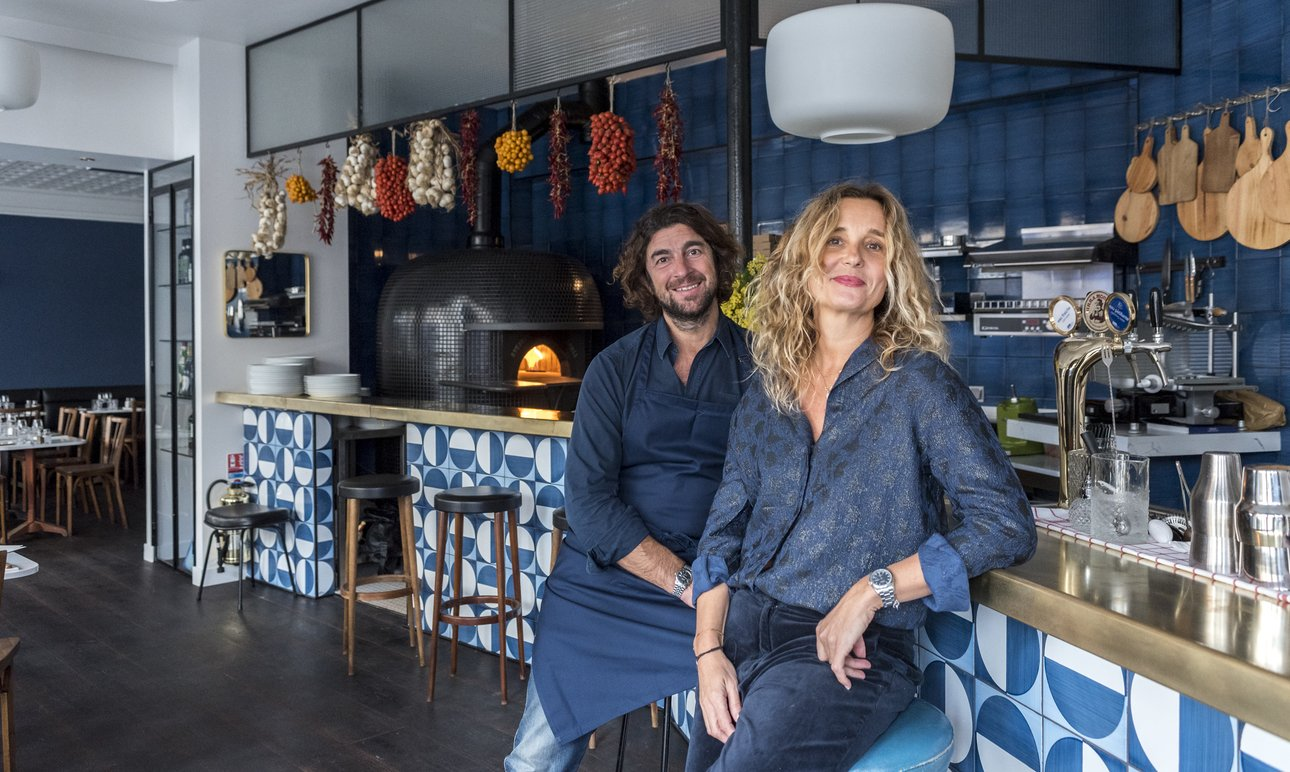 Gemma, La Dolce Vita <br>And Pizza Napoletana