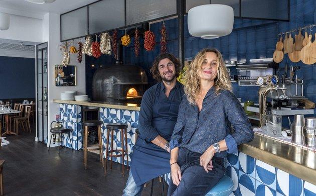 Gemma, La Dolce Vita and Pizza Napoletana