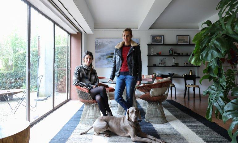 Équipe Galerie Caroline Notté Architecte Bruxelles